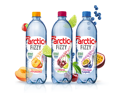 arctic fizzy 750ml