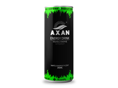 energy drink axan