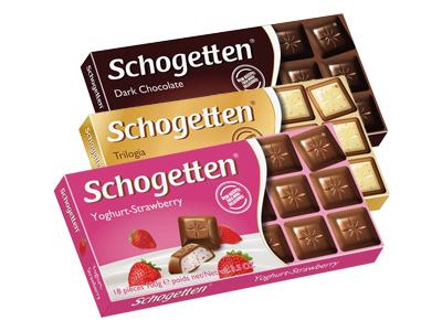 Czekolada Schogetten 100g