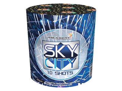 WYRZUTNIA SKY CITY