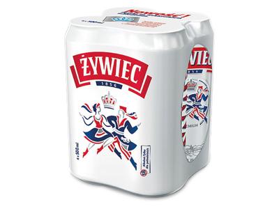 piwo zywiec 4pak