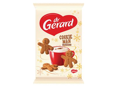 Ciastka Cookie Man 95g