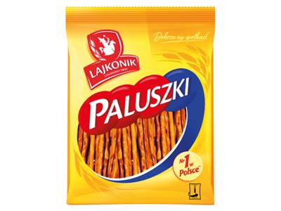 Paluszki Lajkonik Solone 200g