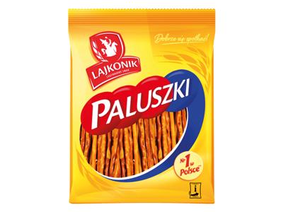 paluszki Lajkonik Solone 70g