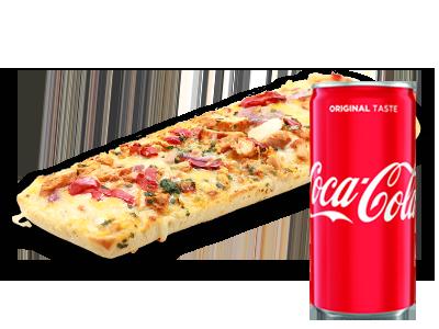 zapiekanka coca cola
