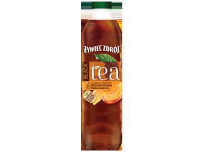 woda zywiec zdroj black tea 1,5l