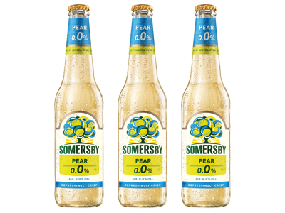 piwo somersby pear